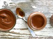 Crèmes chocolat noir façon mont blanc