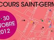 Parcours Saint-Germain 2012 octobre partenariat avec FIAC