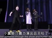 Goodas... Pour Taiwan, Justin Bieber vomit fans