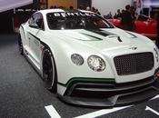 Bentley Continental dévoilée Salon l'Automobile 2012