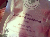 Beauty Review Masque purifiant équilibrant LAINO