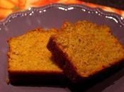 Cake moelleux potimarron-crème marron