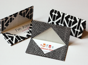 Porte-carte origami