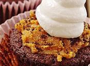 Cupcakes chocolat beurre cacahuètes version Halloween