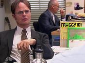Critiques Séries Office. Saison Episode Andy's Ancestry.