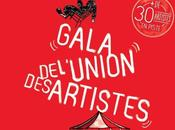 Gala l'Union artistes 2012