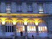 mouette d'Isabelle Lafon, Théâtre Paris-Villette