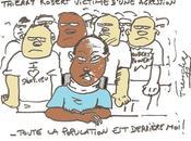 Thierry Robert, tête (donner des) claques