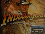 [Les arrivages Blu-ray] Quadrilogie Jumbo Steelbook Indiana Jones, Hunger Games, Lock Out, Falling Skies, Prometheus Terminator…