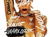 "Officiel nouvel album Rihanna s'appelle ""Unapologetic"""