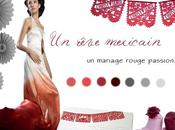 mariage rouge passion