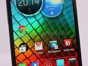 Motorola lance smartphone Razr sous Android avec processeur Intel