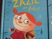 Mademoiselle Zazie folie
