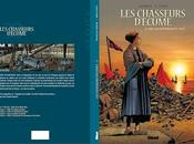 Album Chasseurs d'écume François Debois Serge Fino