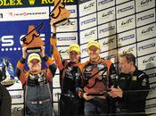 Belle performance l�ensemble team Racing Japon r�colte nouveau podium LMP2