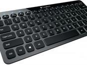 Logitech K810 clavier Bluetooth rétroéclairé