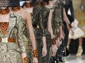 Alexander McQUEEN Printemps-Eté 2013 Suaves bourdonnements