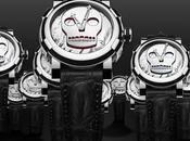 Romain Jerome John Armleder: quand horlogerie rencontrent
