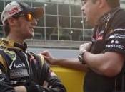 Interview Romain Grosjean
