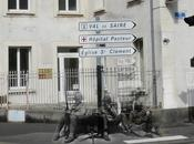 photos d'archives libération superposent avec présent