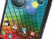 Test smartphone Motorola Razr XT890 avec processeur Intel Atom sous Android