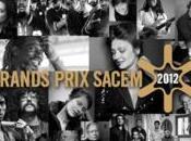 Grands Prix Sacem 2012 Voici lauréats