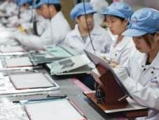 Assemblage l'iPhone vrai casse tête chinois