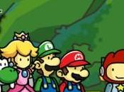 Scribblenauts Unlimited univers Mario Zelda inclus