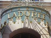 Boutique Ladurée Champs Elysées, réouverture