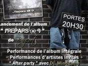Lancement J'repars l'album Boycut