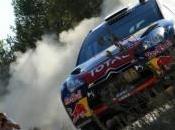 Rallye Sardaigne, spectacle derrière…