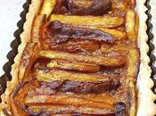 Tarte saison butternut rôtie, magret fumé épices tandoori