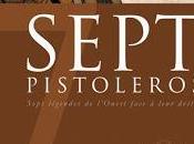 Album Pistoleros Bastien Ayala, David Chauvel Antonio Sarchione