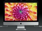 Apple présente nouvel iMac