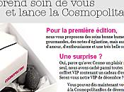 première édition CosmopolitanBox vous attend