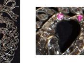 Bijoux féminins XVIIIe siècle