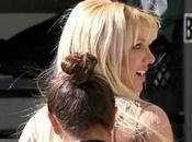 Photos Britney rendant répétitions pour Factor 26/10/12