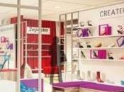 Boutique Rivoli, nouvel espace chaussures