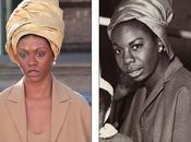 premières images Saldana dans rôle Nina Simone