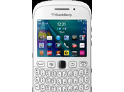 BlackBerry Curve 9320 Fabricant Smartphone persiste tente resister
