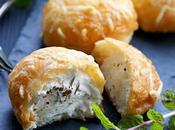 Gougères fromage ...et recette troue