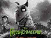 Frankenweenie, film d'animation Burton