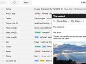 Gmail fait lifting