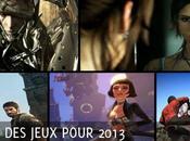 [Focus] jeux vidéo pour 2013