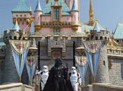 Quand Dark Vador visitait Disneyland