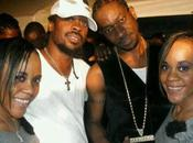Bounty Killer claque porte Sting
