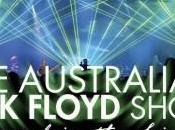 Australian Pink Floyd Show novembre 2012 Colisée Pepsi ExpoCité