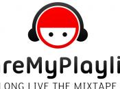 Digitives testent partage playlists avec Sharemyplaylists