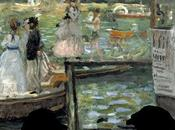 Monet Renoir côte Grenouillère