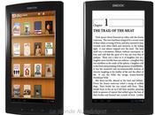 GBook, liseuse livres numériques Archos moins